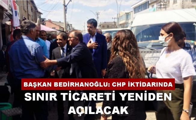 CHP Van Özalp'ta kongre yaptı