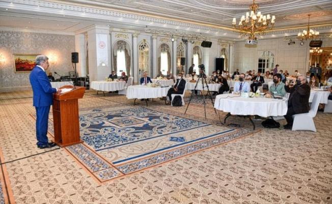 Van'da Kadın kooperatifleri Destek Programı toplantısı gerçekleştirildi