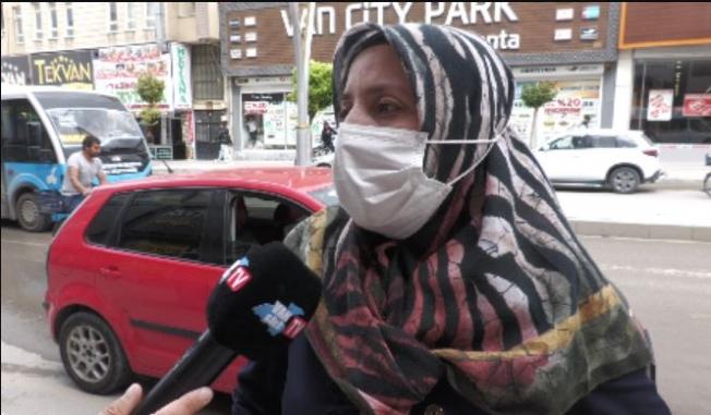 Vanlılar maske takma konusunda ne düşünüyor?