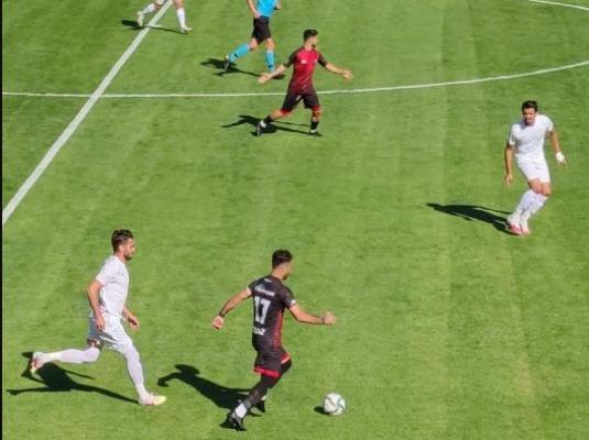 Vanspor'dan güzel başlangıç: 2-1