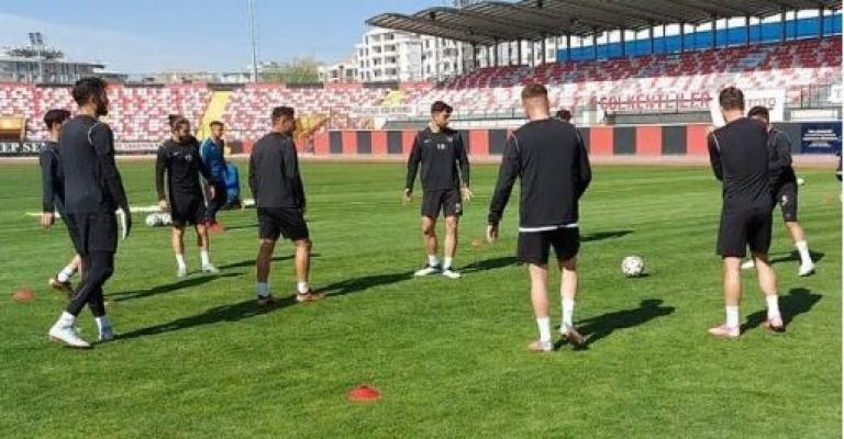 Vanspor pazar günü Diyarbekirspor maçında 3 puan hedefliyor