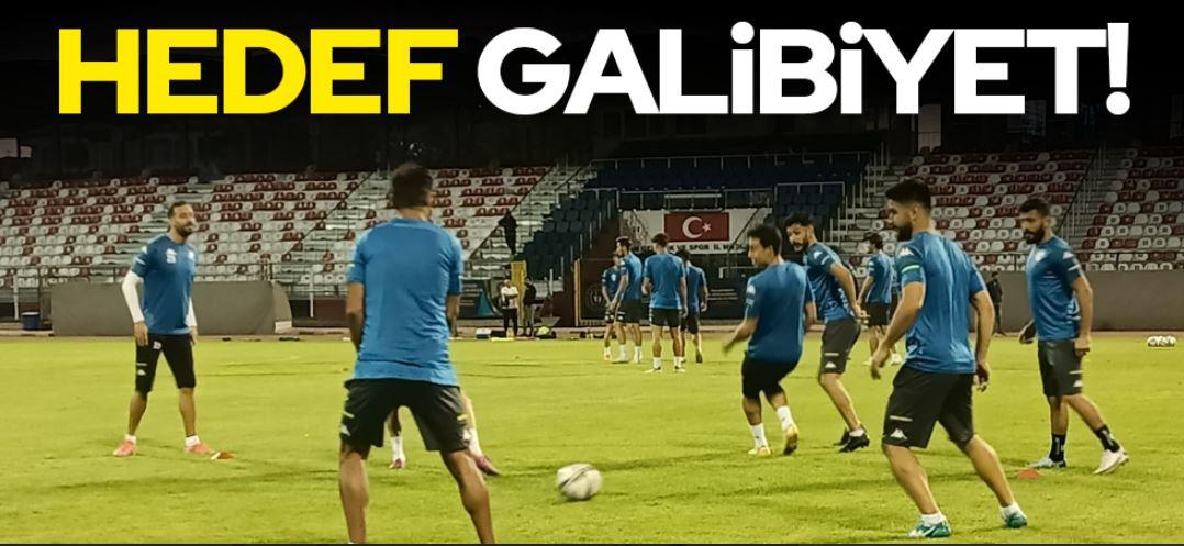 Vanspor'un Afyonspor hedefi mutlak galibiyet