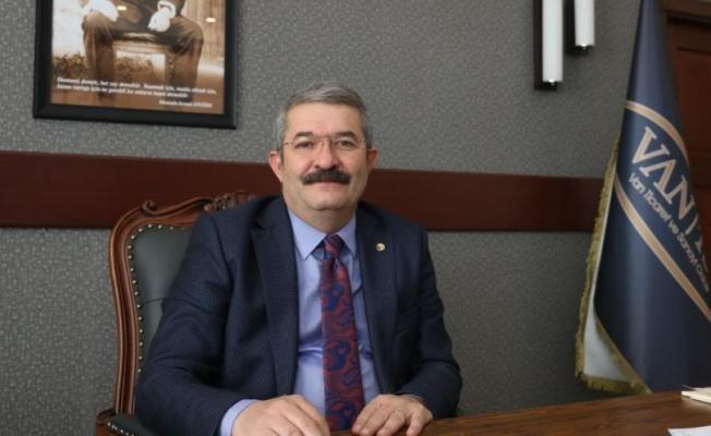 VANTSO Başkanı Takva'dan Kapıköy sınır kapısının açılması yorumu