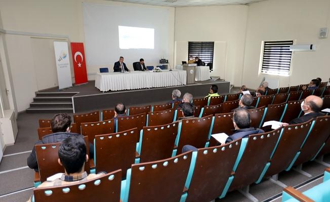 Büyükşehir Belediyesi ekim ayı UKOME toplantısı yapıldı