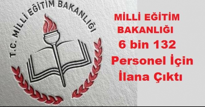 Milli Eğitim Bakanlığı Van'da 171 eleman alımı yapacak