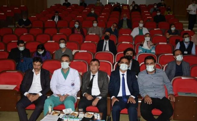 Van'da ASKOM Bölge Toplantısı Yapıldı