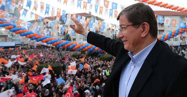 AK PARTİ 16 MAYIS Cumartesi Davutoğlu nerlerde miting yapacak!