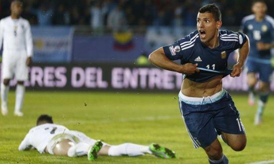 Arjantin 1-0 Uruguay Copa America maçının özeti!Muslera çok direndi
