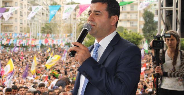 HDP dev İzmir mitingi kesintisiz webden izle!