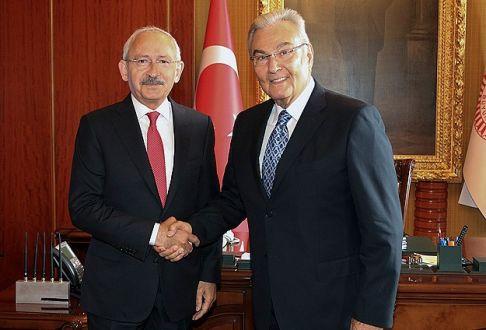 CHP'nin Meclis Başkan aday Baykal!