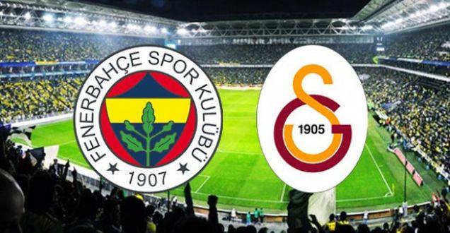 Fenerbahçe Galatasaray dev derbinin muhtemel ilk 11'leri