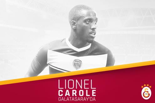 Galatasaray'dan bir transfer daha!Galatasaray, Lionel Carole'u kadrosuna kattı!