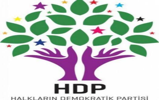 HDP 4 Haziran nelerde mitingler yapacak!Demirtaş,Yüksekdağ nerelerde olacaklar!