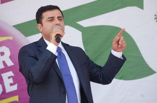 HDP Eş Başkanı Selahattin Demirtaş'ın Malatya konuşmasının tamamı!