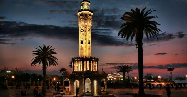 İzmir'de 8 noktada bedava internet
