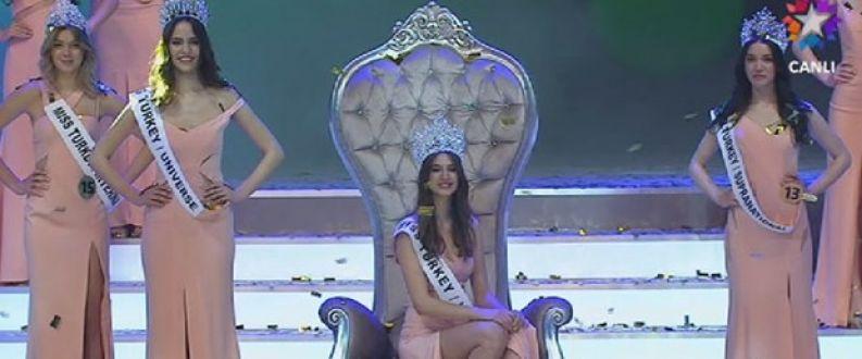 Miss Turkey 2015 güzeli Ecem Çırpan kimdir!