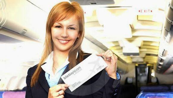 Türkiye'nin En Büyük Havaalanı Bilet Bayisi