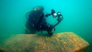 Van Gölü'ndeki gizli tarihi kayıp ortaya çıkarıldı