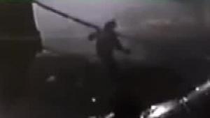 Muradiye'deki bombacı kameraya yakalandı