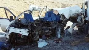 Van'da katliam gibi kaza! 8 ölü, 2 yaralı