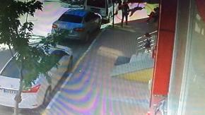 Balkondan düşen 4 yaşındaki çocuk yere böyle çakıldı