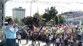 HDP van final mitingi-2