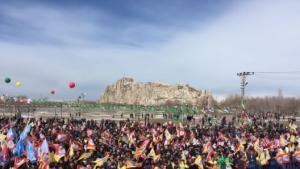 Van'da Newroz kutlamaları başladı