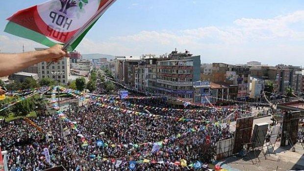 HDP Van final mitingi-1