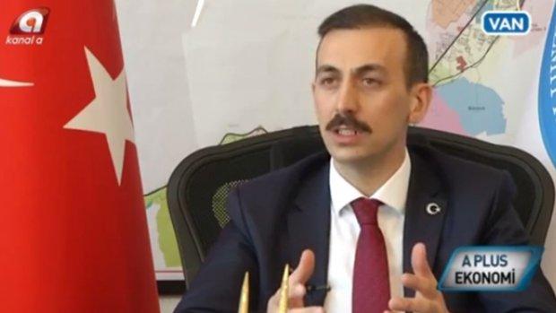 Edremit Belediye Başkan vekili Çiçekli, Yurt Vizyon'a konuştu