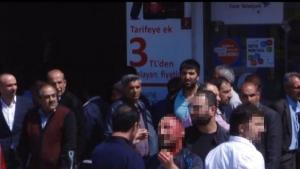 Van Beşyol'da olay yerinden ilk görüntüler